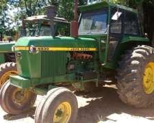 Tractor John Deere 4530 con Climatic 1984