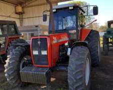 Tractor, MF 297, Único Dueño, 4800 HS, Soñado