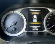 Nissan NP300 Frontier SE 4X4 MT