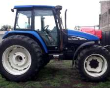 Tractor NH TS 120 C/cabina - 120 HP Oferta U$S 37.000