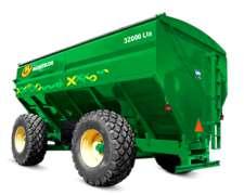Tolva Autodescargable 32000l y 37500l. Montecor Nueva