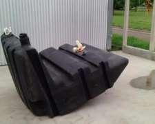 Tanque De Combustible John Deere 9650