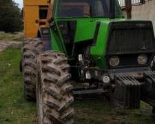 Tractor Deutz DX 120 Doble Traccion con Climatizador