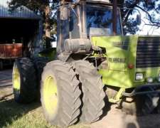 Tractor Zanello 500 año 1994, Motor Cummins 200hp