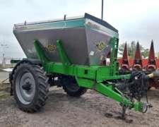 Fertilizadora Metalfor - año 2018