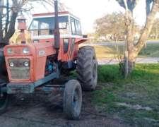 Tractor Fiat 700e con DIR Hidraulica