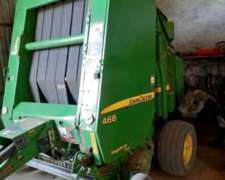 John Deere 468. Mega Wide Plus año 2010 - 40.000 Rollos