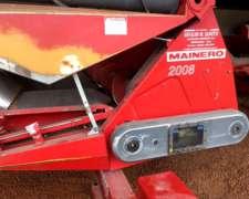 Cabezal Maicero Mainero - Modelo 2008 de 16 a 525 MM