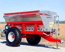 - Fertilizadora Fertec 6000