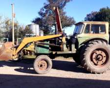 Tractor Deutz a 85 con Pala Cargadora Frontal