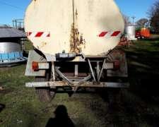 Tanque para Agua Usado