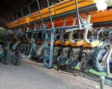 Sembradora Pla Autotrailer 14 Surcos a 52,5 con Monitor DYE