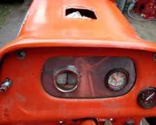 Fiat Superson 55 año 1964 Impecable Motor Reparado 3 Puntos