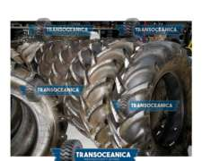 Neumático Agricola 12.4-38 Reforzado Envios a Todo el Pais