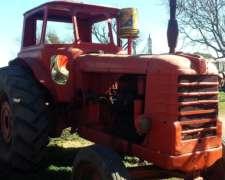 Tractor Fiat 60 con CAB