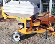Fertilizadora Pozzi de 1500 y 3000 Litros