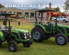Tractor Zoomlign-chery de 30hp. DT. Nuevo