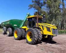 Tractor Pauny 580 Articulado