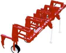 Cultivador de Hileras Modelo RFT - Chalero