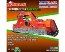 Trituradora Rinieri TRK 200
