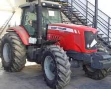Tractor Massey Ferguson 7017 - 450 Horas Como Nuevo