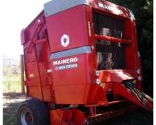 Rotoenfardadora Mainero 5885 Con Recolector De 5886