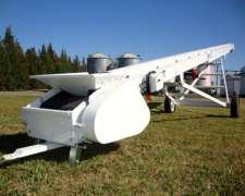 Cinta Transportadora P/grano Y Fertilizante F.40 Bec-car