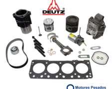 Repuestos Deutz - Todo para Motores Deutz