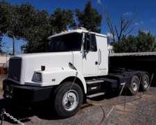 Camion White White Gmc Wg64, Año 1993