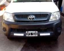 Vendo Toyota Hilux 2009 4X4 Cabina Simple