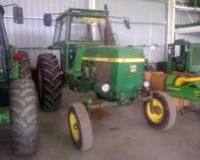 Tractor Usado John Deere 3530