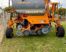 Sembradora Agrometal MXY II 23 a 21