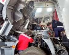 Taller Mecánico Para Motores Diésel