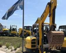 Wacker Neuson 38z3 - 3.15 Mts Excavación- Como Nueva 3.6ton