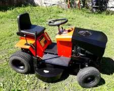 Tractor Cortacesped Villa Carne Perro