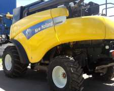 Cosechadora New Holland CR9060 - año 2010