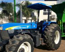 Tractor 8030 New Holland 2011