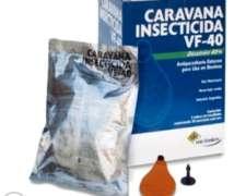 Caravanas Insecticida VF-40 (mosca de los Cuernos)