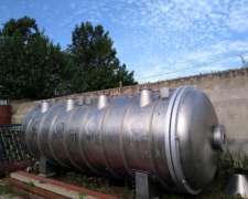 Cisterna o Tanque de Acero Inoxidable