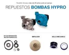 Venta Y Reparacion De Bombas Centrifugas Hypro En Cordoba