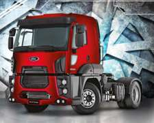 Ford Cargo Extrapesados C2042 0km