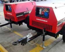 Grupo Electrogeno Diesel 20kva - con Trailer