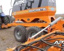Sembradora, Agrometal APX AIR Planter