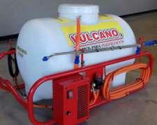 Pulverizador Vulcano 120 Lts