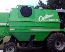 Cosechadora Optima 550 Agco Allis 2005