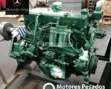 Motor Mercedes Benz 1114 - OM 352 - 140 HP - Reparado