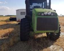 Tractor Pauny 500, Rodado Simple, Pringles