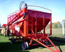 Acoplado Semilla-fertilizante Ombu, Mod. Afo-11(disp)