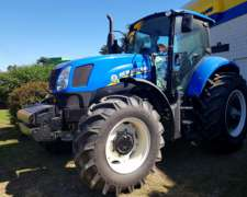 Tractor New Holland T6.130 Disponibilidad Inmediata