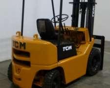 Tcm Nafta para 2 TN Torre Doble Desplazador